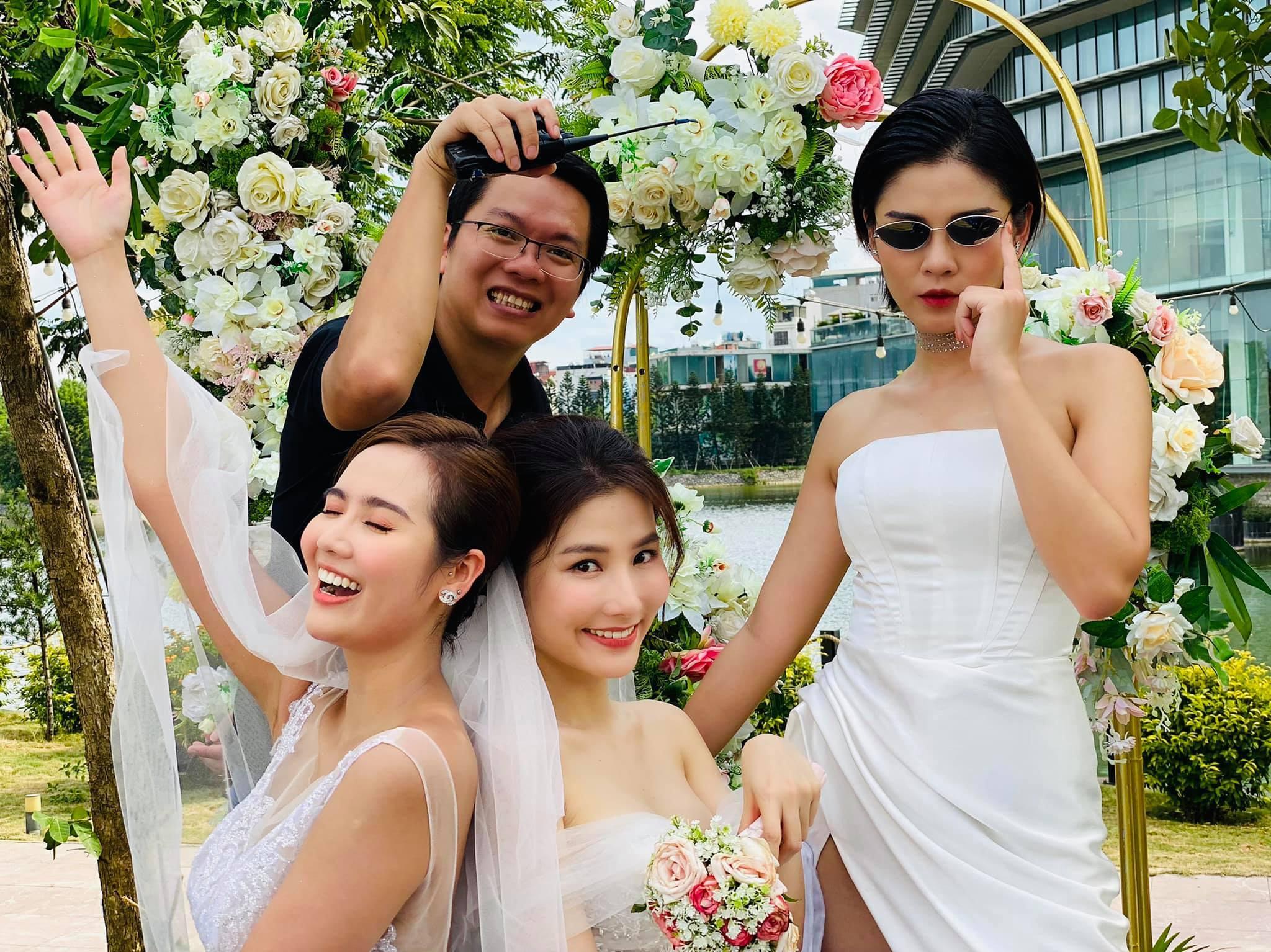 Linh bị Phong trả thù trước khi cưới Minh tập cuối 'Tình yêu và tham vọng'