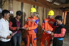Quyết tâm xóa 'vùng trắng' điện lưới quốc gia ở Sơn La