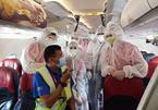 Chuyến bay Vietjet đón công dân về nước: hạnh phúc vượt trên dịch bệnh
