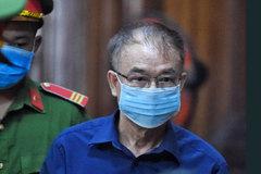 Cựu phó chủ tịch TP.HCM Nguyễn Thành Tài hầu tòa