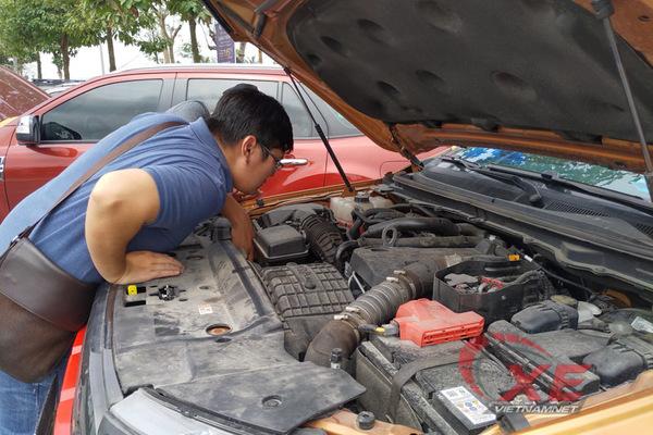 Điều gì xảy ra khi xe hết sạch dầu máy mà không biết?