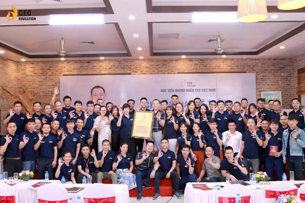 Học viện Doanh nhân CEO Việt Nam- địa chỉ cung cấp giải pháp nâng tầm doanh nghiệp