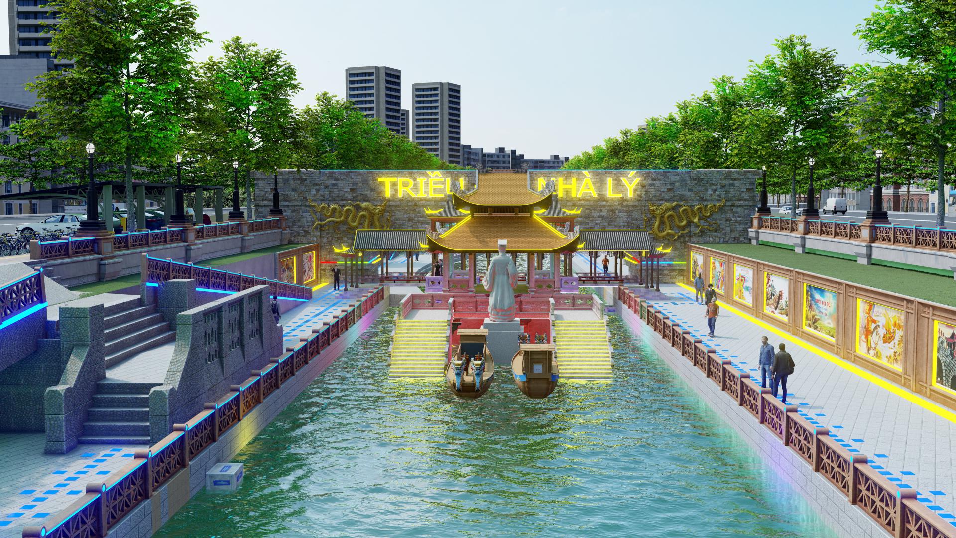 Đề xuất cải tạo sông Tô Lịch thành công viên lịch sử, văn hoá, tâm linh