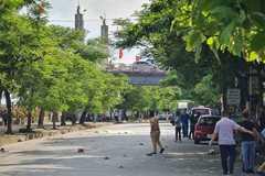 Xe máy đối đầu ô tô, hai vợ chồng tử vong ở Nam Định