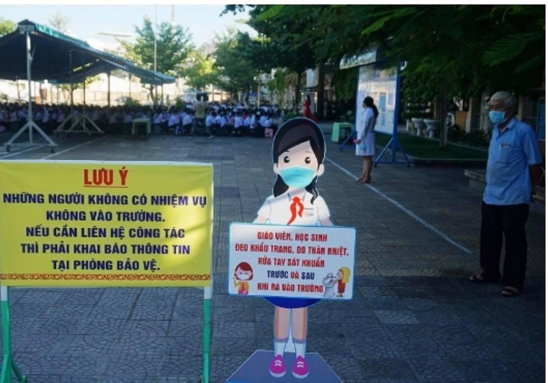 Bộ GD-ĐT đặt mục tiêu an toàn cho học sinh lên hàng đầu