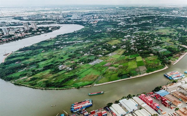 HCM City to revokelong-delayed projects
