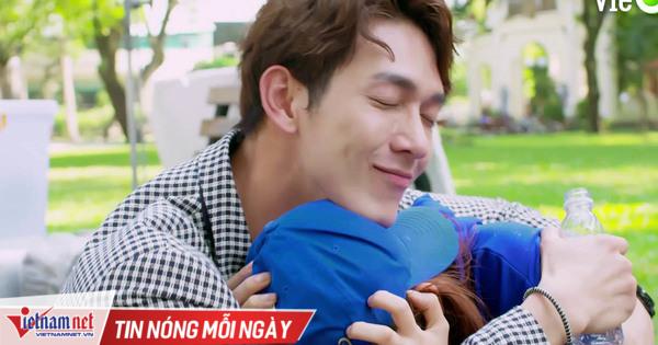 'Gạo nếp gạo tẻ 2' tập 42, Kim Sơn ôm hôn Bảo Châu khi tỏ tình thành công