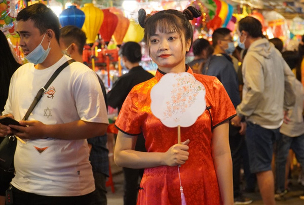 Mid-Autumn Festival,Saigon,HCM City