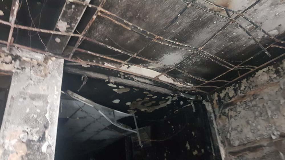 Lời khai của người đàn ông gây cháy ngân hàng Eximbank ở Sài Gòn