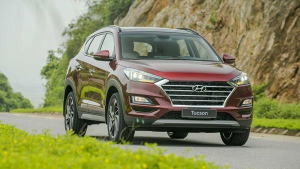 Khám phá Hyundai Tucson: lịch lãm và mạnh mẽ