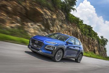 Hyundai Kona - đối thủ 'đáng gờm' trong phân khúc SUV đô thị