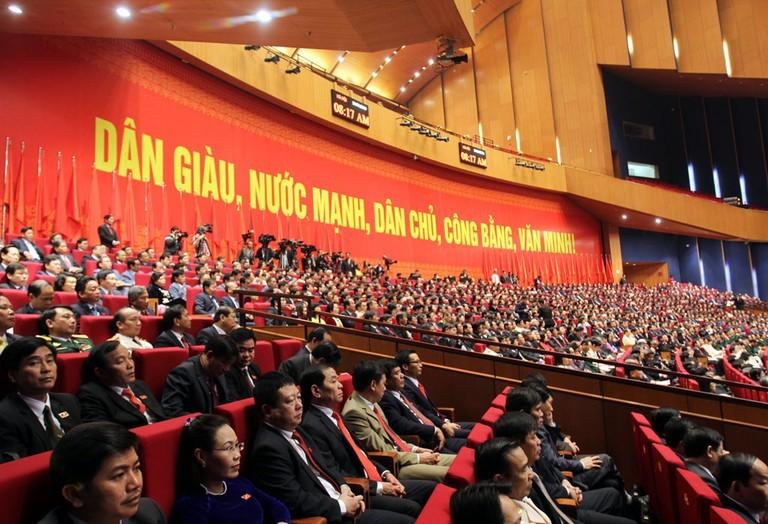 Công bố và lấy ý kiến góp ý người dân vào dự thảo văn kiện Đại hội XIII