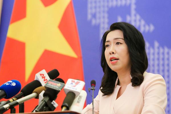 Việt Nam lên tiếng khi Đại sứ quán Mỹ đăng bản đồ không có Hoàng Sa, Trường Sa