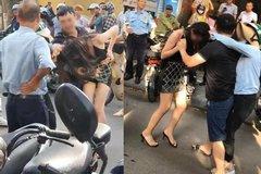 Đánh ghen nơi công cộng: xử phạt hành chính hay truy cứu TNHS?