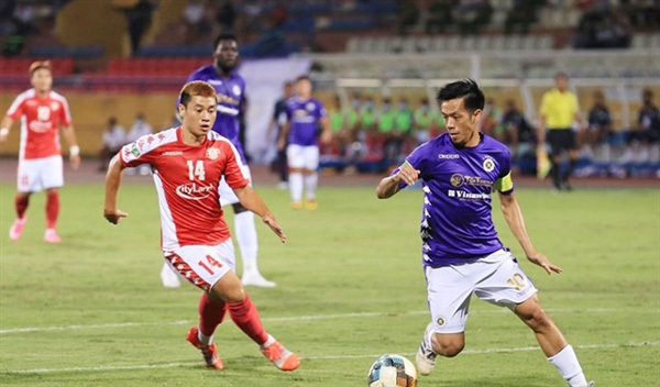 National Cup final to be Hanoi derby