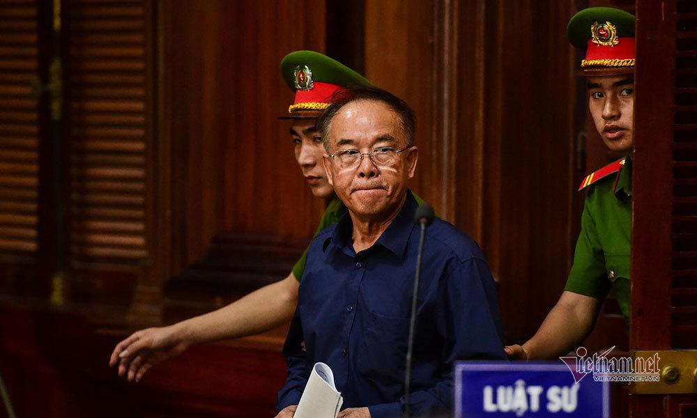 Cựu Phó Chủ tịch Nguyễn Thành Tài xin giảm án