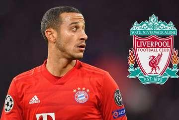 Liverpool đồng ý trả 25 triệu bảng chiêu mộ Thiago