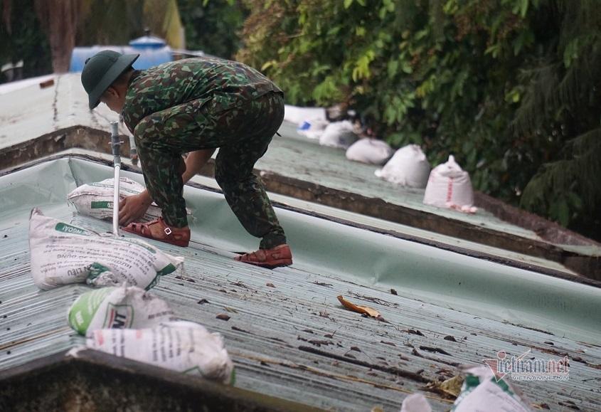 Bão số 5 đổ bộ, Đà Nẵng kiểm soát phương tiện đi đường từ 23h đêm nay