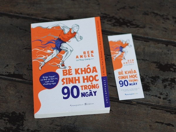 Sách giúp cân bằng cuộc sống, tìm năng lượng mới, bỏ thói quen xấu