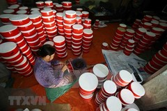 Vietnamese toys still popular as Mid-Autumn Festival nears