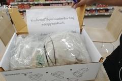 Trả rác cho du khách qua đường bưu điện ở Thái Lan