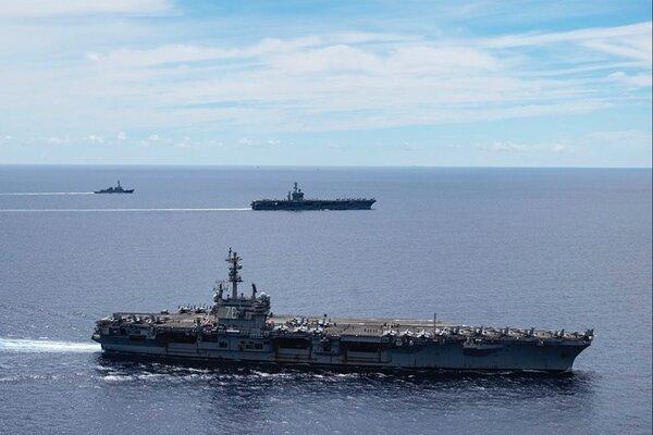 Mỹ mở rộng hải quân, Trung Quốc 'phản ứng' ra sao?
