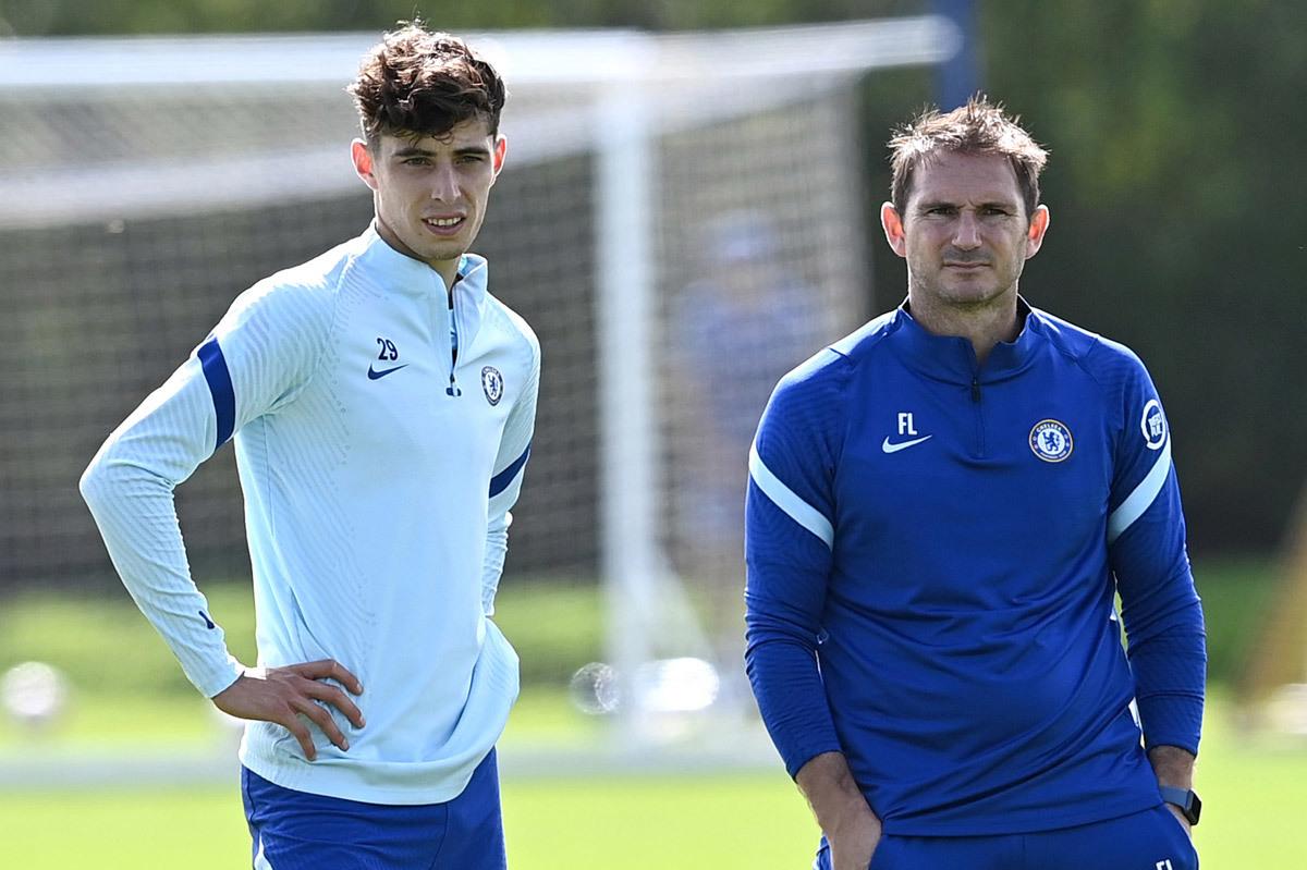 Chelsea thách đấu Liverpool: Chờ cú hích của Kai Havertz