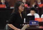 Bà Thanh Thúy đòi đưa bằng chứng về quan hệ tình cảm với ông Nguyễn Thành Tài