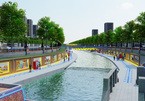 JVE proposes turning polluted To Lich River into sightseeing area