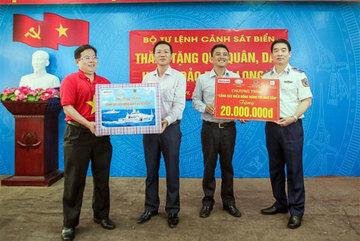 Programme upholds ties between Vietnamese coast guards and fishermen