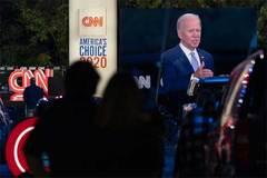 Ứng viên Joe Biden tuyên bố gắt, khuyên dân Mỹ đừng tin lời ông Trump