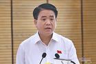 Gia đình ông Nguyễn Đức Chung đang làm thủ tục xin tại ngoại