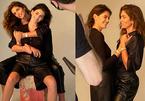 Cindy Crawford làm mẫu cùng con gái 19 tuổi