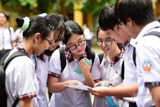 Điểm chuẩn Học viện Nông nghiệp Việt Nam từ 15 - 18,5