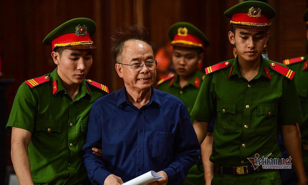 VKS vẫn khẳng định ông Nguyễn Thành Tài phạm tội vì tình cảm cá nhân