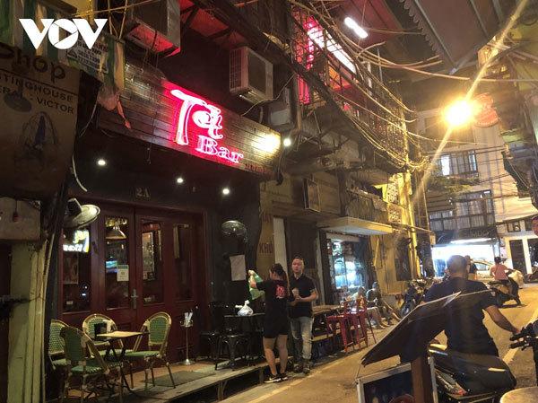 nighttime economy,hanoi tourism,hanoi pedestrian streets