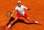 Djokovic chật vật vào tứ kết Rome Masters 2020