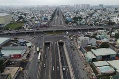 """Khánh thành nút giao thông 3 tầng An Sương, """"giải cứu"""" kẹt xe phía Tây Bắc Sài Gòn"""