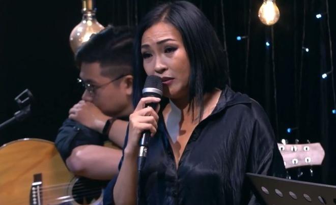 Cẩm Ly khóc kể dòng chữ Minh Thuận viết cho mình trước khi mất
