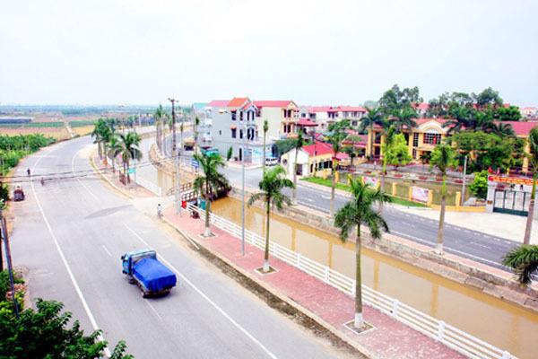 Điểm sáng nông thôn mới Hà Nội