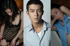 Loạt mỹ nhân dính 'ảnh nóng' Trần Quán Hy: Tình duyên khổ ải, xuống tóc đi tu