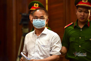 Former HCMC vice chairman receives eight-year jail term