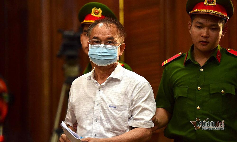 Cựu Phó Chủ tịch Nguyễn Thành Tài xin lỗi mẹ và người dân TP.HCM