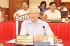 Tổng Bí thư, Chủ tịch nước: Hà Nội phải đi đầu, làm gương mọi phương diện