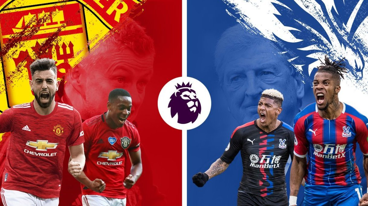 Trực tiếp MU vs Crystal Palace: Van de Beek dự bị