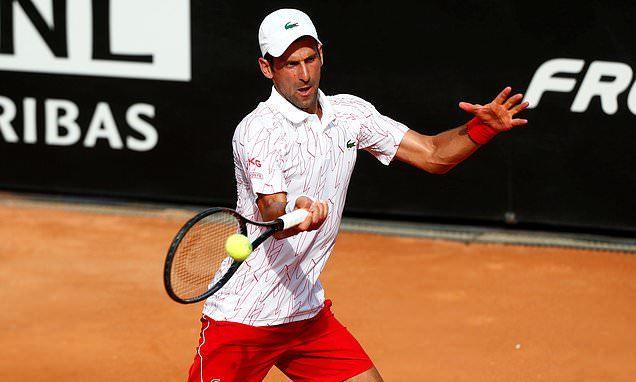 Giải mã hiện tượng, Djokovic vào bán kết