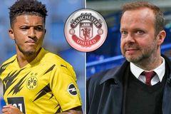 MU dùng chiêu của Chelsea ký Jadon Sancho tháng 1/2021