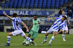 Sociedad vs Real Madrid: Cạm bẫy đầu mùa