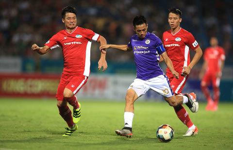 Trực tiếp Hà Nội vs Viettel: Chung kết Cúp Quốc gia