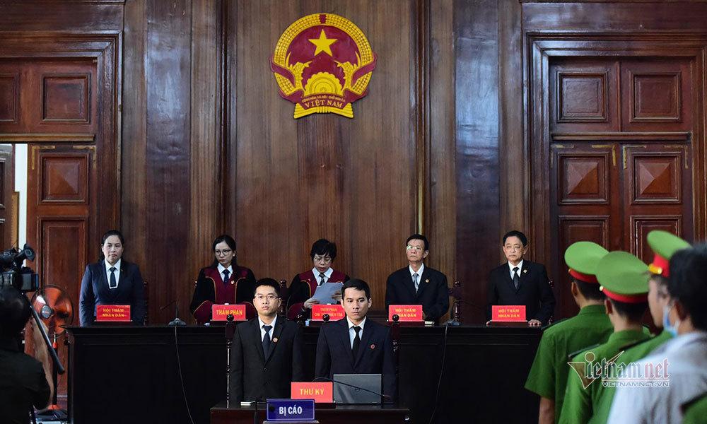 Ông Nguyễn Thành Tài lãnh án 8 năm tù